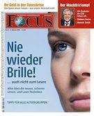 Augenlaser mit Lasik im Focus Magazin